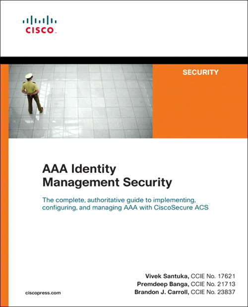 AAA Identity Management Security
