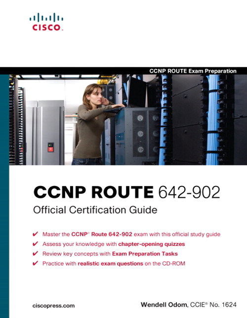 CCNP ROUTE 642-902 Official Certification Guide