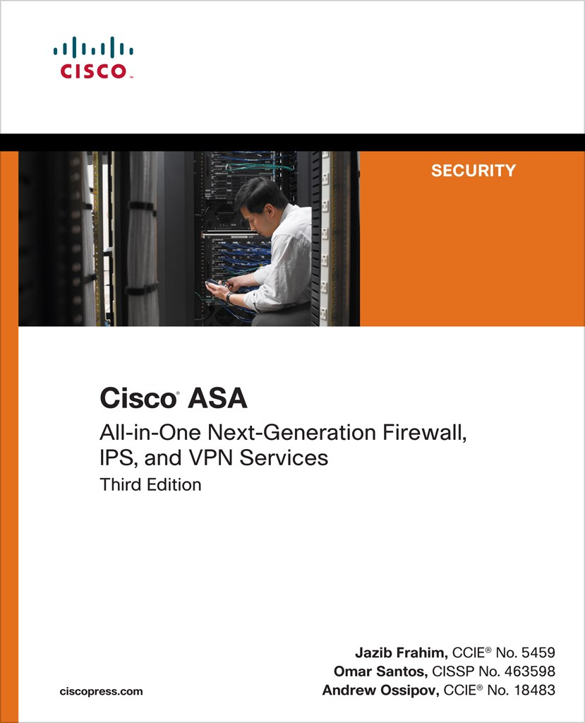 Cisco ASA: All-in-one Next-Generation Firewall, IPS, and VPN