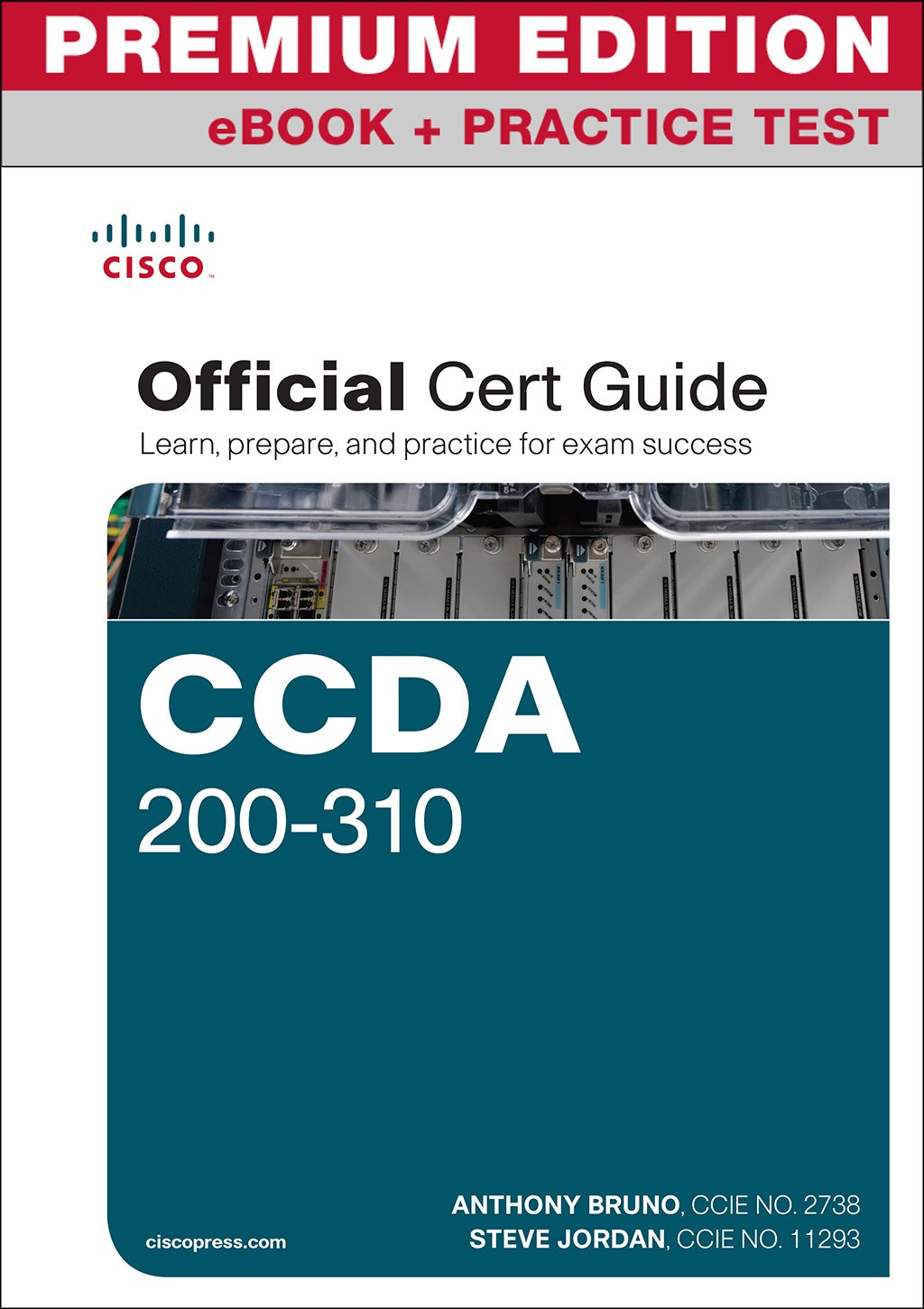 CCDA 200-310 Official Cert Guide Premium Edition and Practice Test