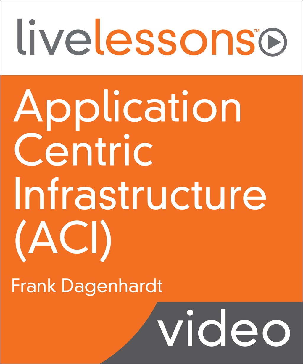 Application Centric Infrastructure (ACI) LiveLessons