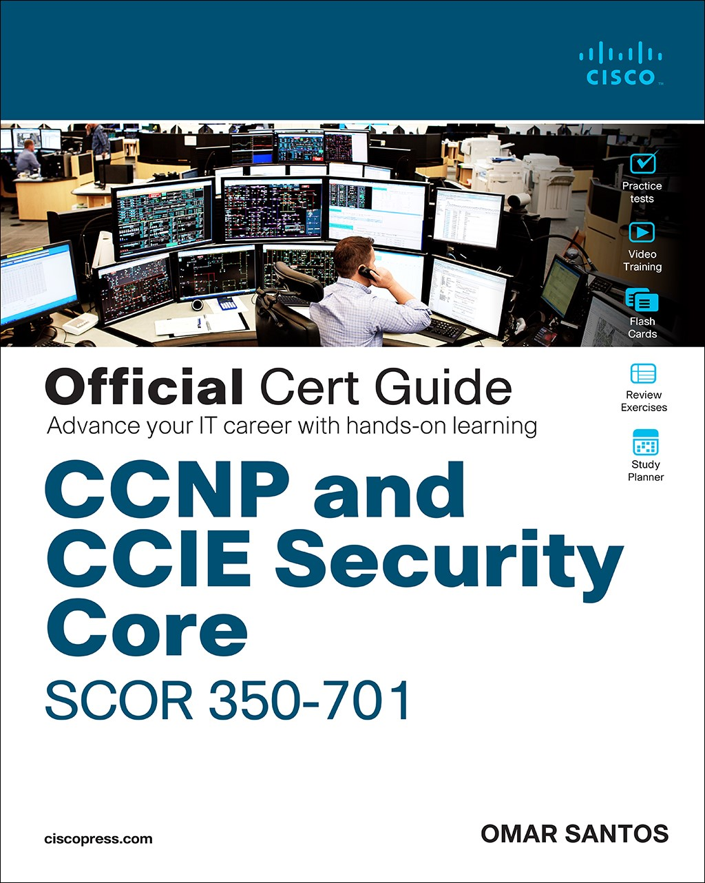 Ccnp And Ccie Security Core Scor 350 701 Official Cert Guide Cisco Press