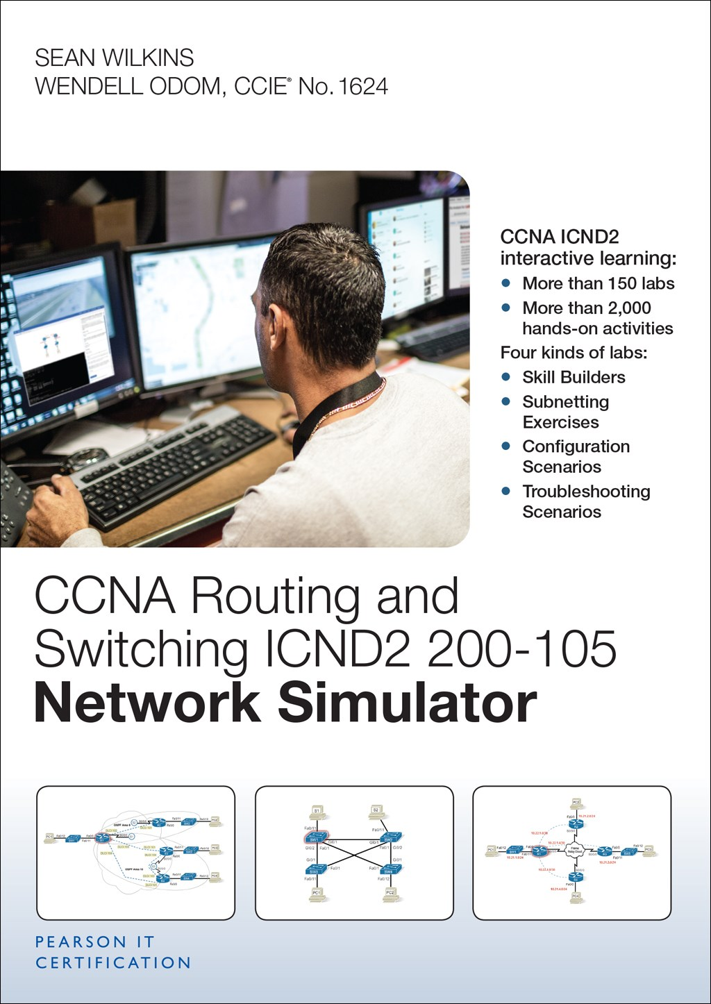 CCNA Routing and Switching ICND2 200-105 Network Simulator, Download Version