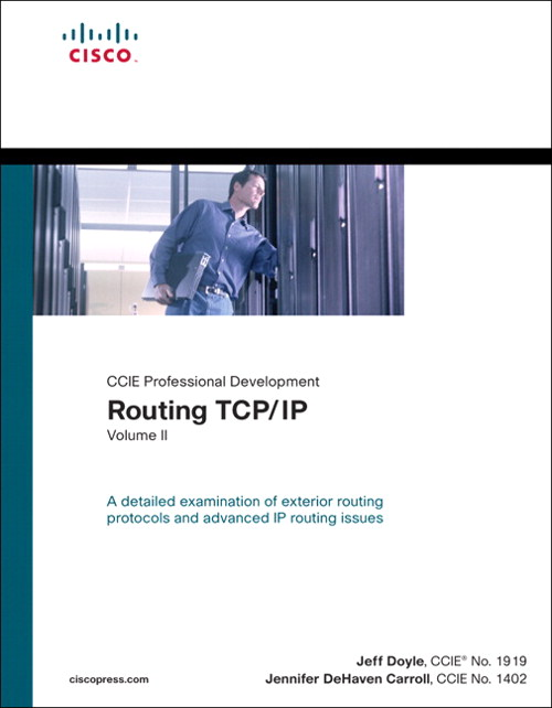 Routing TCP/IP, Volume II (CCIE Professional Development)