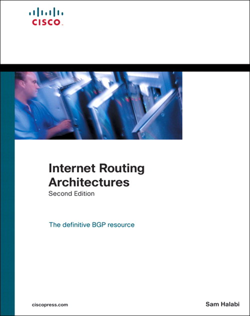 Internet Routing Architectures, 2nd Edition