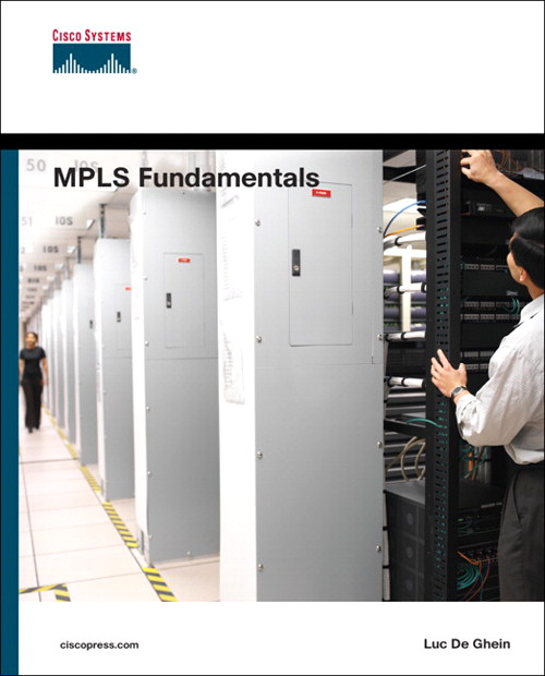 Mpls fundamentals by luc de ghein