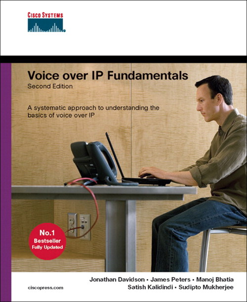 Voice over IP Fundamentals, Adobe Reader, 2nd Edition