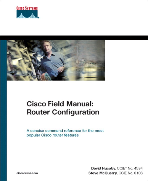 Cisco Field Manual: Router Configuration, Adobe Reader
