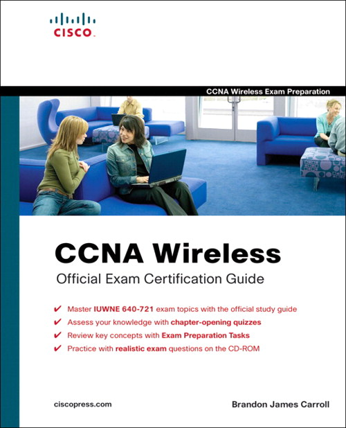 CCNA Wireless Official Exam Certification Guide  (CCNA IUWNE 640-721), Adobe Reader