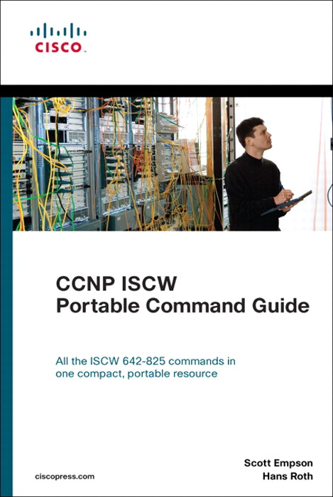 CCNP ISCW Portable Command Guide, Adobe Reader