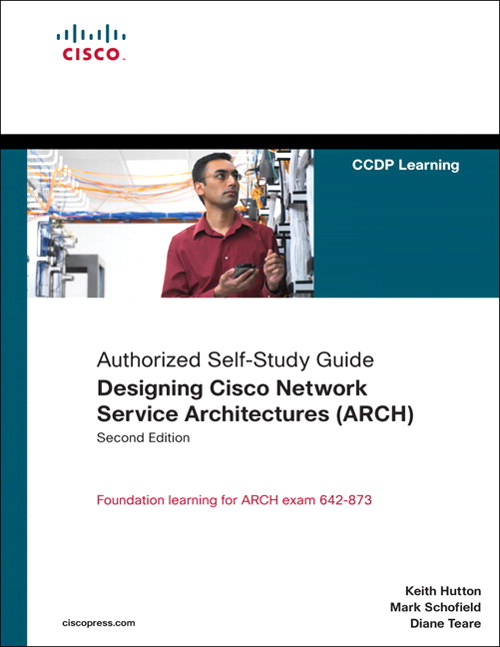 Designing Cisco Network Service Architectures (ARCH) (Authorized Self-Study Guide), Adobe Reader, 2nd Edition