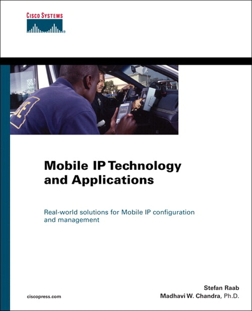 Mobile IP Technology and Applications (paperback)