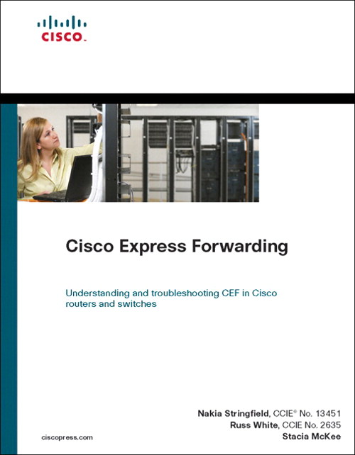 Cisco Express Forwarding (paperback)