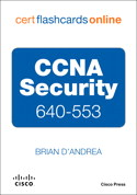 CCNA Secuirty 640-553 Cert Flash Cards Online
