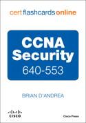 CCNA Secuirty 640-553 Cert Flash Cards Online