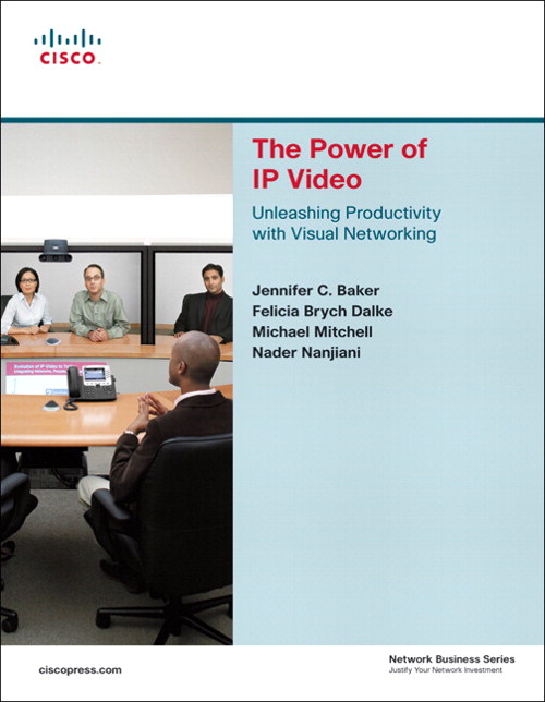 Power of IP Video, The: Unleashing Productivity with Visual Networking, Adobe Reader