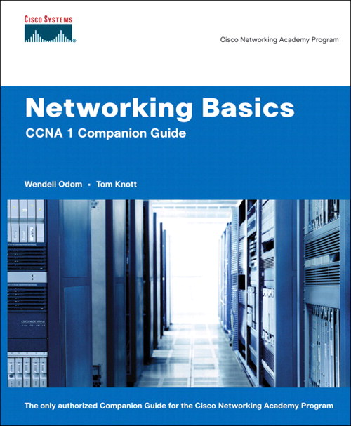 Networking Basics CCNA 1 Companion Guide (Cisco Networking Academy) Pdf