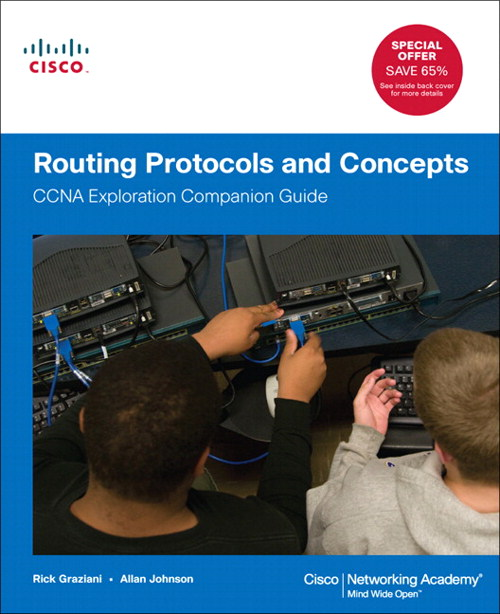 Routing protocols and concepts ccna exploration companion guide larger cover fandeluxe Image collections