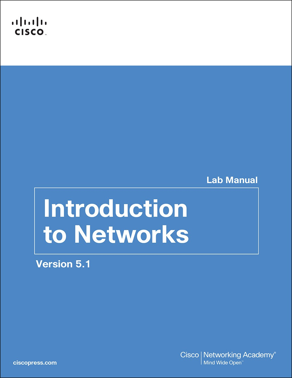 Introduction to Networks Lab Manual v5.1