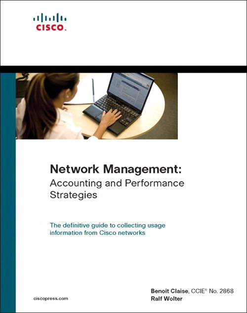 Network Management: Accounting and Performance Strategies (Paperback)