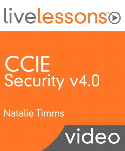 CCIE Security v4.0 LiveLessons