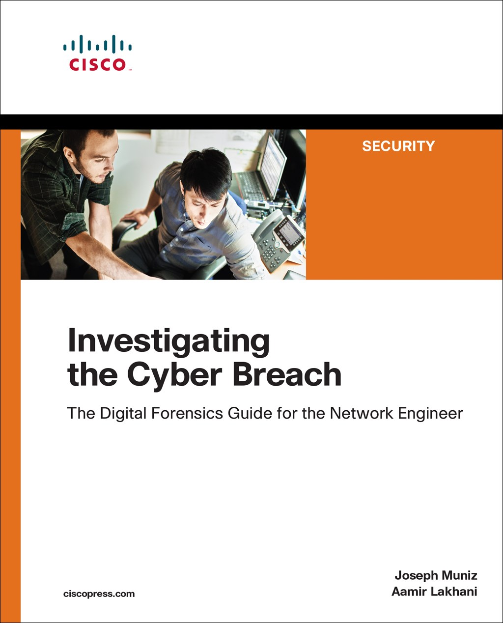 Investigating The Cyber Breach Digital Forensics Guide For Database Security 1st Edition Larger Cover