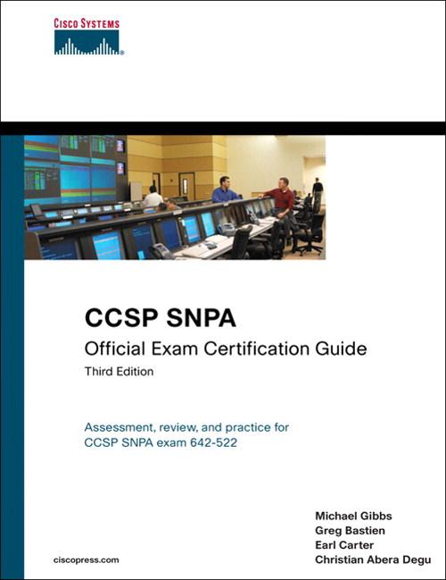 Ccsp Snpa Official Exam Certification Guide 3rd Edition border=
