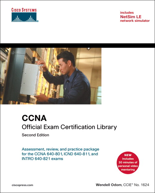 Official Cert Guide - Cisco Press - CCENT/CCNA - Wendell ...
