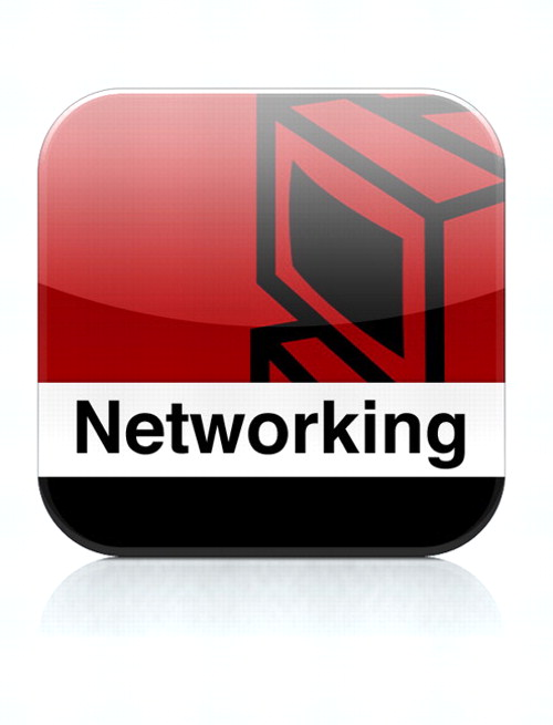 Computer Networking First-Step App (iPhone)