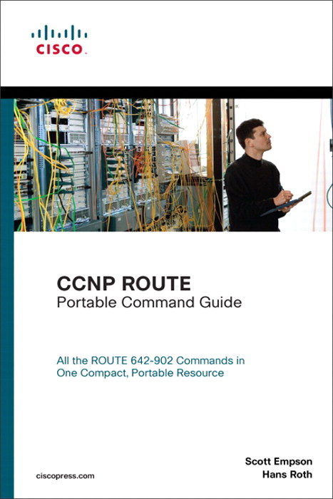 CCNP ROUTE Portable Command Guide, Adobe Reader