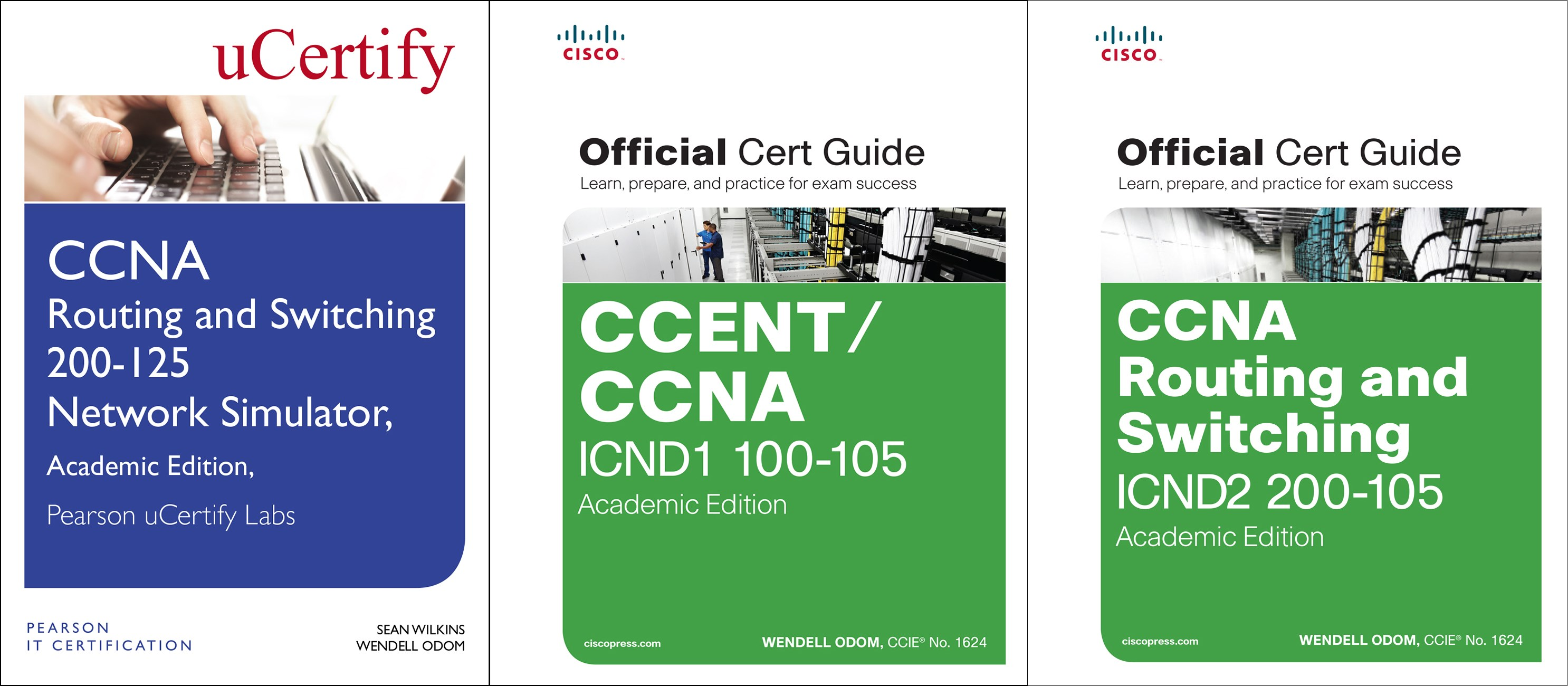 CCNA Routing and Switching 200-125 Official Cert Guide Library and