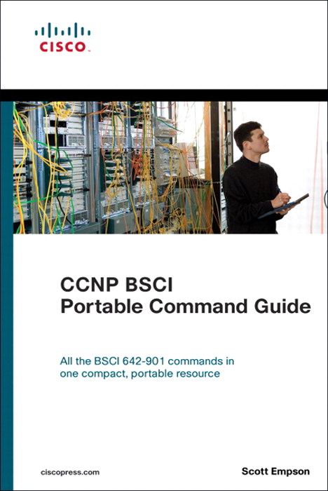 CCNP BSCI Portable Command Guide