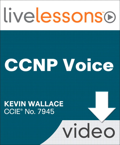 CVOICE Lesson 11: Class of Restriction (COR) Configuration, Downloadable Version
