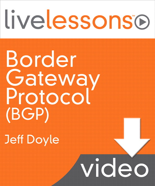 Part I: Lesson 1: Basic BGP Concepts, Downloadable Version