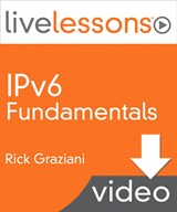 Lesson 6: IPv6 Multicast Addresses, Downloadable Version