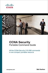 CCNA Security (210-260) Portable Command Guide, 2nd Edition