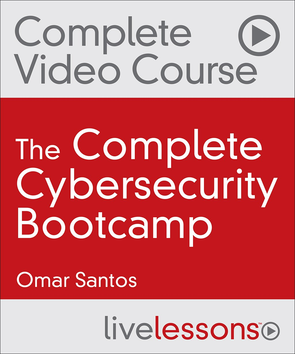 Cybersecurity Complete Video Course