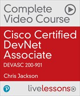 Cisco Certified DevNet Associate DEVASC 200-901 Complete Video Course (Video Training)
