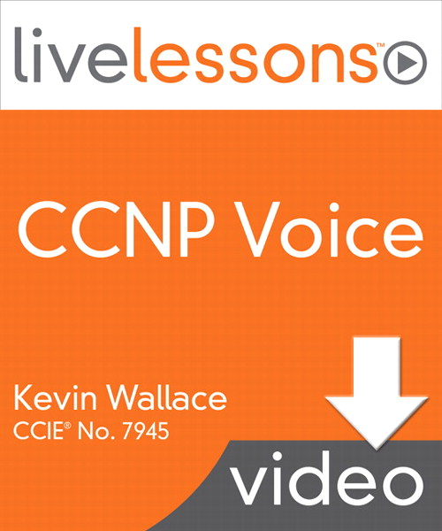 CCNP Voice LiveLessons