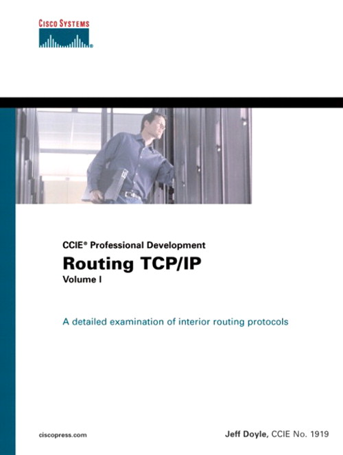 Routing TCP/IP Volume I (CCIE Professional Development)
