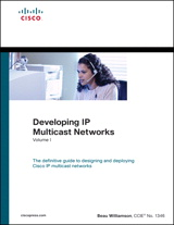 Developing IP Multicast Networks, Volume I