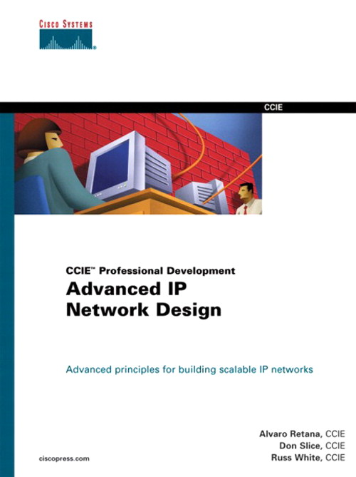 Advanced IP Network Design (CCIE Professional Development)