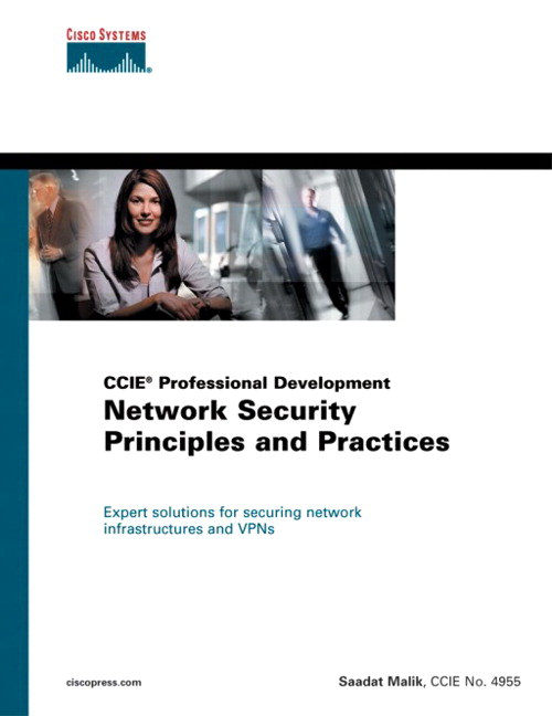 Network Security Principles and Practices (CCIE Professional Development)