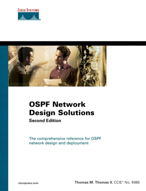 OSPF Network Design Solutions, 2nd Edition