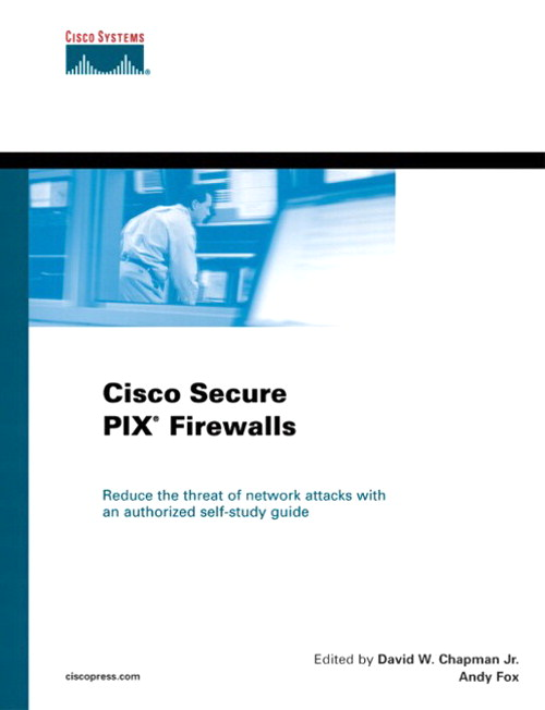 Cisco Secure PIX Firewalls