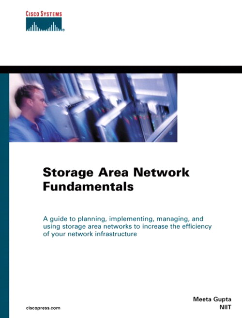 Storage Area Network Fundamentals