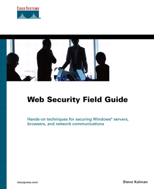 Web Security Field Guide