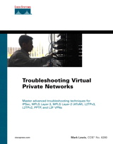 Troubleshooting Virtual Private Networks (VPN)