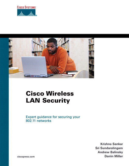 Cisco Wireless LAN Security
