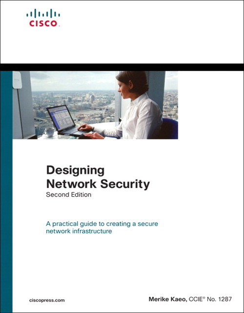 Designing Network Security, 2nd Edition